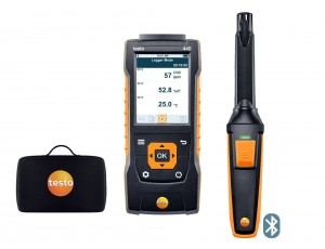 Testo 440 - zestaw do pomiaru CO2 Bluetooth