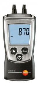 Testo 510 Manometr 0... 100hPa