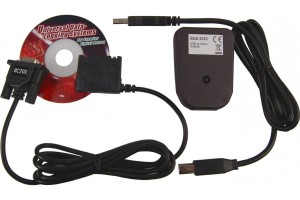 Kit BRUA-20X Kabel USB+program do BM20x/BM25x Brymen